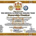 Rsg Medical & Spiritual Healing Team