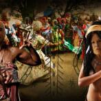 Towards the regions of the Voodoo Spirit