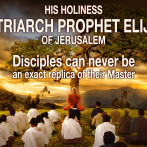 Disciples can never be an exact replica of their Master