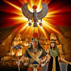 Amon Akhenaton: back to the sun without fear or debt. Live in credit and in great abundance!