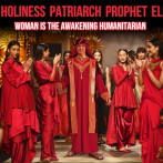 Woman is the Awakening Humanitarian